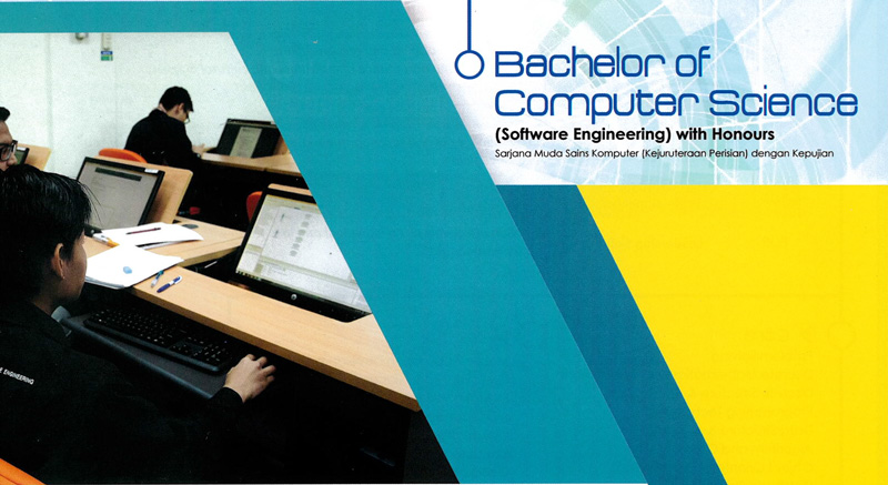Bachelor of Computer Science (Software Engineering) with Honours